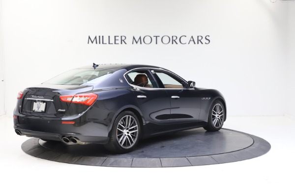 Used 2014 Maserati Ghibli S Q4 for sale $29,900 at Maserati of Westport in Westport CT 06880 8
