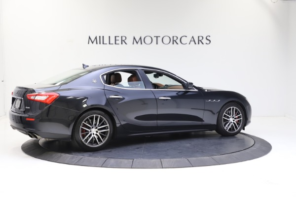 Used 2014 Maserati Ghibli S Q4 for sale $29,900 at Maserati of Westport in Westport CT 06880 9