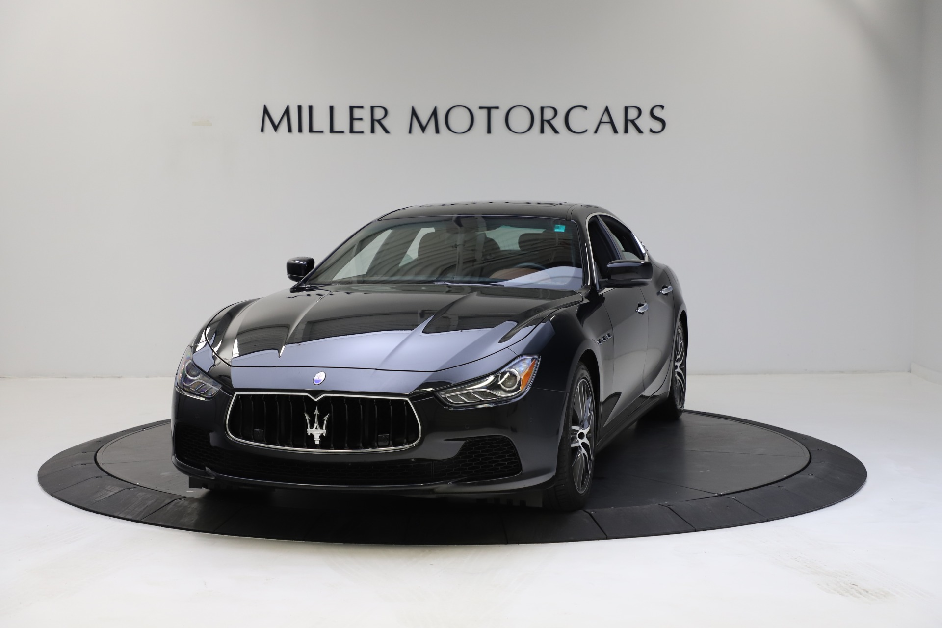 Used 2014 Maserati Ghibli S Q4 for sale $29,900 at Maserati of Westport in Westport CT 06880 1