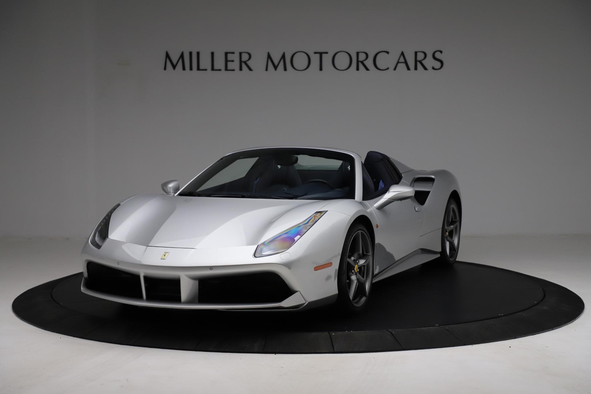 Used 2017 Ferrari 488 Spider for sale $284,900 at Maserati of Westport in Westport CT 06880 1