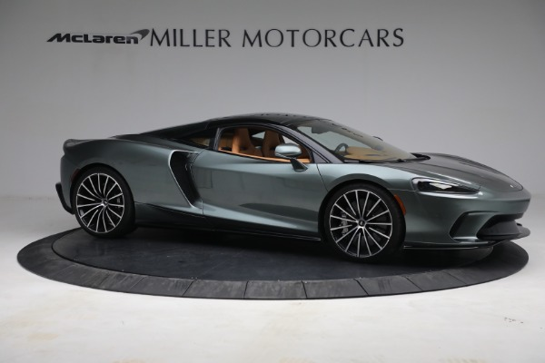 Used 2021 McLaren GT LUXE for sale Call for price at Maserati of Westport in Westport CT 06880 10