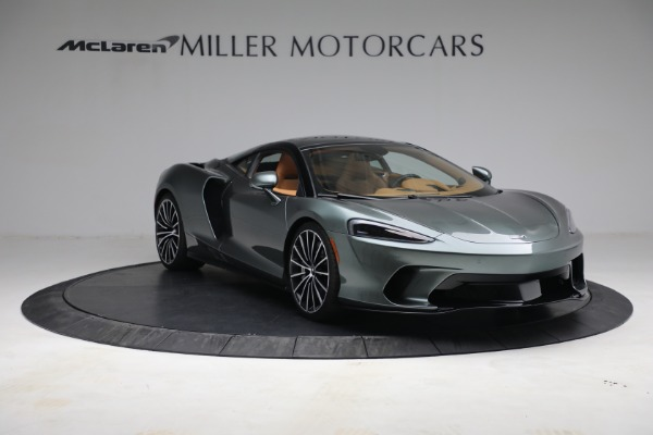 Used 2021 McLaren GT LUXE for sale Call for price at Maserati of Westport in Westport CT 06880 11