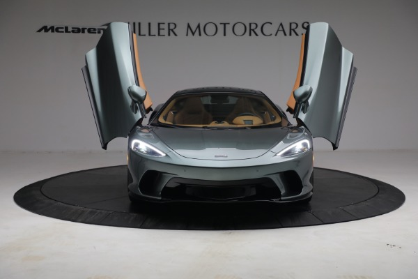 Used 2021 McLaren GT LUXE for sale Call for price at Maserati of Westport in Westport CT 06880 13