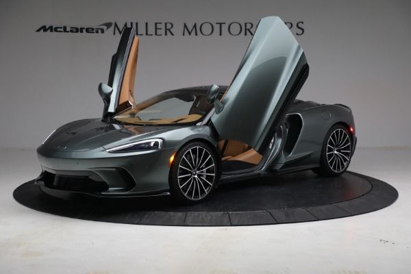Used 2021 McLaren GT LUXE for sale Call for price at Maserati of Westport in Westport CT 06880 14