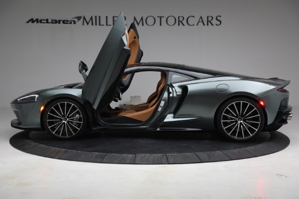 Used 2021 McLaren GT LUXE for sale Call for price at Maserati of Westport in Westport CT 06880 15
