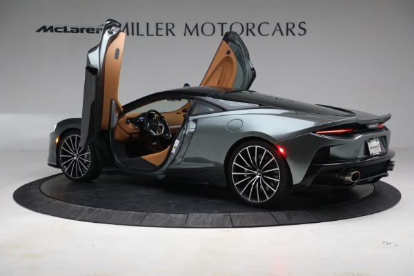 Used 2021 McLaren GT LUXE for sale Call for price at Maserati of Westport in Westport CT 06880 16