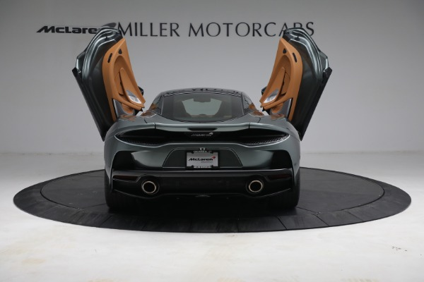 Used 2021 McLaren GT LUXE for sale Call for price at Maserati of Westport in Westport CT 06880 17