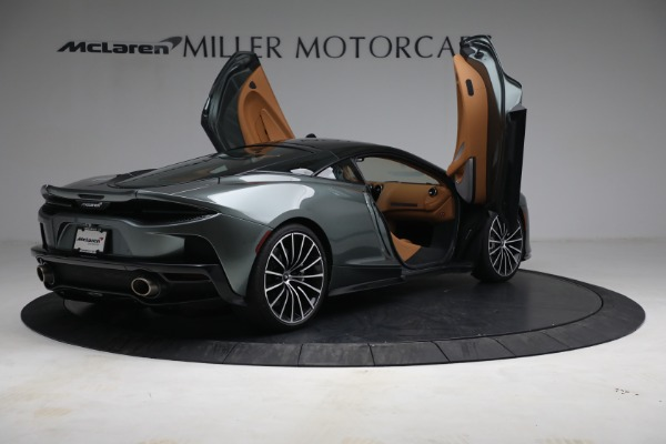 Used 2021 McLaren GT LUXE for sale Call for price at Maserati of Westport in Westport CT 06880 18