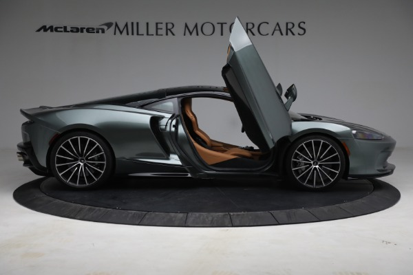 Used 2021 McLaren GT LUXE for sale Call for price at Maserati of Westport in Westport CT 06880 19
