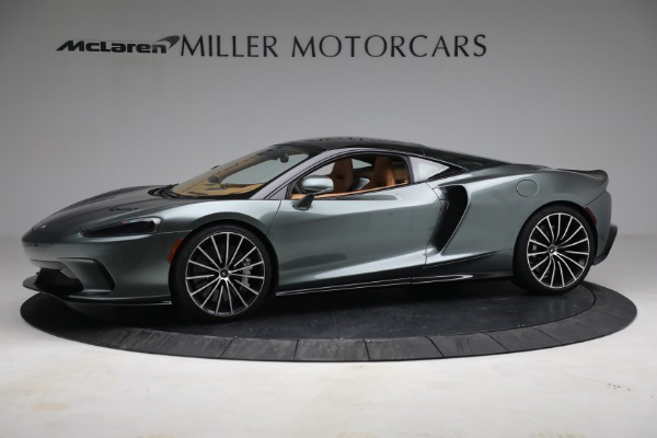 Used 2021 McLaren GT LUXE for sale Call for price at Maserati of Westport in Westport CT 06880 2