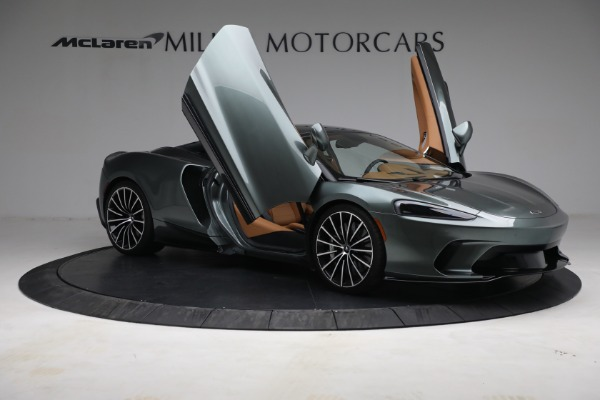 Used 2021 McLaren GT LUXE for sale Call for price at Maserati of Westport in Westport CT 06880 20