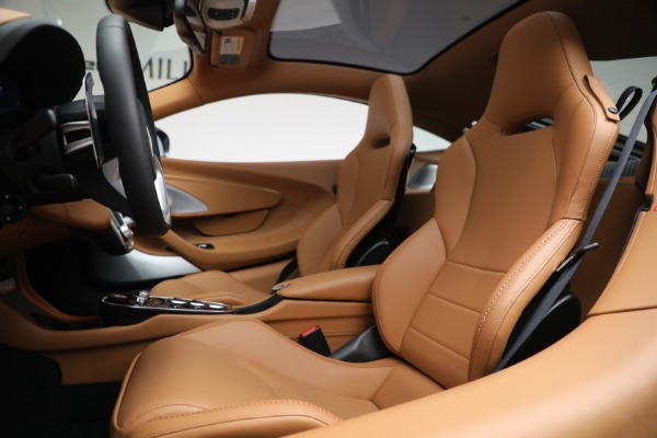 Used 2021 McLaren GT LUXE for sale Call for price at Maserati of Westport in Westport CT 06880 21