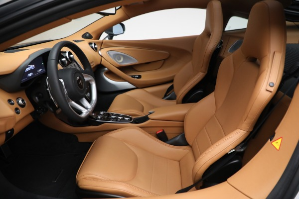 Used 2021 McLaren GT LUXE for sale Call for price at Maserati of Westport in Westport CT 06880 22