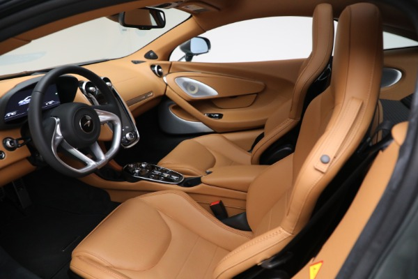 Used 2021 McLaren GT LUXE for sale Call for price at Maserati of Westport in Westport CT 06880 23