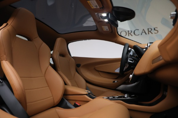 Used 2021 McLaren GT LUXE for sale Call for price at Maserati of Westport in Westport CT 06880 25