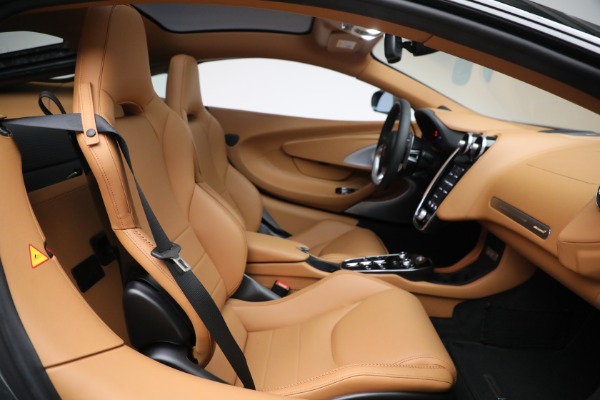 Used 2021 McLaren GT LUXE for sale Call for price at Maserati of Westport in Westport CT 06880 26