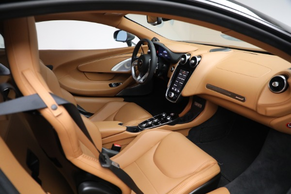 Used 2021 McLaren GT LUXE for sale Call for price at Maserati of Westport in Westport CT 06880 27