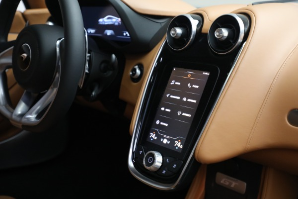 Used 2021 McLaren GT LUXE for sale Call for price at Maserati of Westport in Westport CT 06880 28