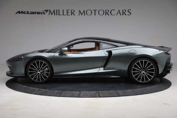 Used 2021 McLaren GT LUXE for sale Call for price at Maserati of Westport in Westport CT 06880 3