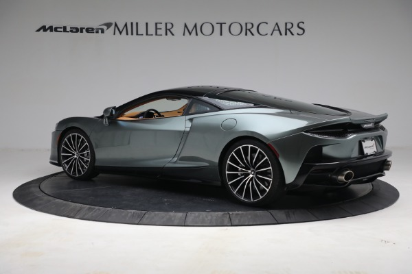Used 2021 McLaren GT LUXE for sale Call for price at Maserati of Westport in Westport CT 06880 4