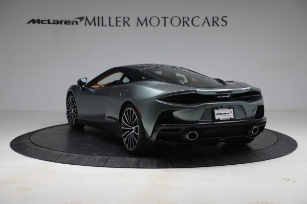 Used 2021 McLaren GT LUXE for sale Call for price at Maserati of Westport in Westport CT 06880 5