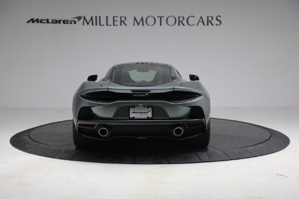 Used 2021 McLaren GT LUXE for sale Call for price at Maserati of Westport in Westport CT 06880 6