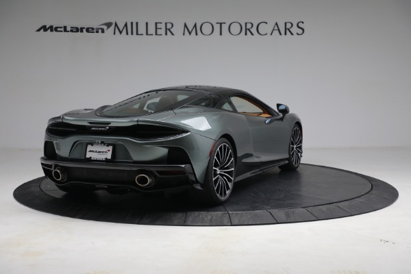 Used 2021 McLaren GT LUXE for sale Call for price at Maserati of Westport in Westport CT 06880 7