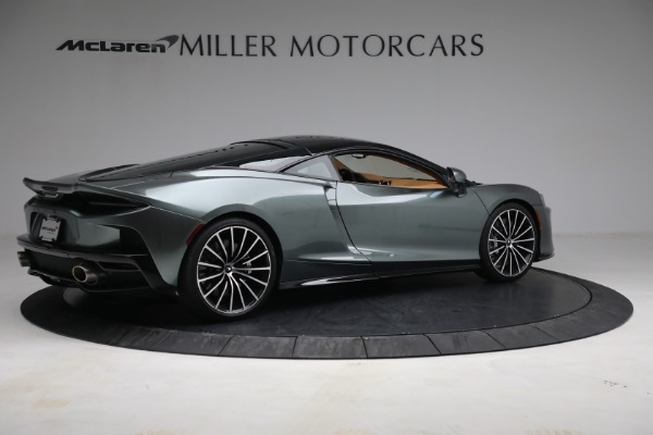 Used 2021 McLaren GT LUXE for sale Call for price at Maserati of Westport in Westport CT 06880 8