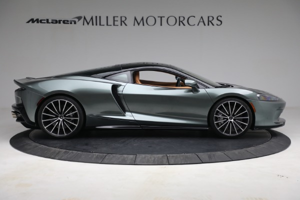 Used 2021 McLaren GT LUXE for sale Call for price at Maserati of Westport in Westport CT 06880 9