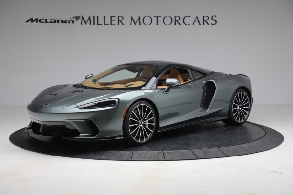 Used 2021 McLaren GT LUXE for sale Call for price at Maserati of Westport in Westport CT 06880 1