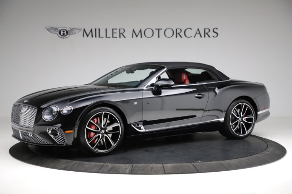 Used 2020 Bentley Continental GT First Edition for sale Call for price at Maserati of Westport in Westport CT 06880 13