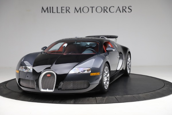 Used 2008 Bugatti Veyron 16.4 for sale Sold at Maserati of Westport in Westport CT 06880 2