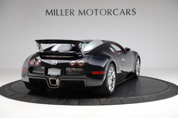 Used 2008 Bugatti Veyron 16.4 for sale Sold at Maserati of Westport in Westport CT 06880 9