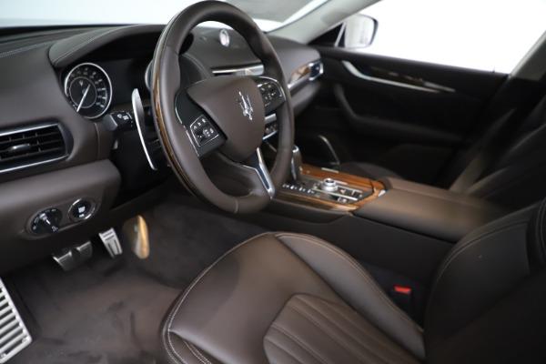 New 2021 Maserati Levante S Q4 GranLusso for sale $100,949 at Maserati of Westport in Westport CT 06880 13