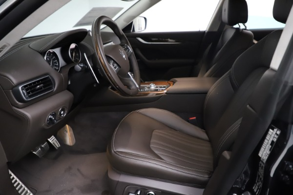 New 2021 Maserati Levante S Q4 GranLusso for sale $100,949 at Maserati of Westport in Westport CT 06880 14