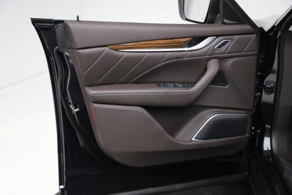 New 2021 Maserati Levante S Q4 GranLusso for sale $100,949 at Maserati of Westport in Westport CT 06880 15