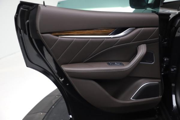 New 2021 Maserati Levante S Q4 GranLusso for sale $100,949 at Maserati of Westport in Westport CT 06880 18