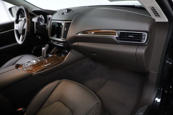 New 2021 Maserati Levante S Q4 GranLusso for sale $100,949 at Maserati of Westport in Westport CT 06880 19