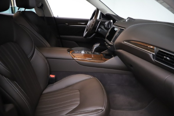 New 2021 Maserati Levante S Q4 GranLusso for sale $100,949 at Maserati of Westport in Westport CT 06880 20