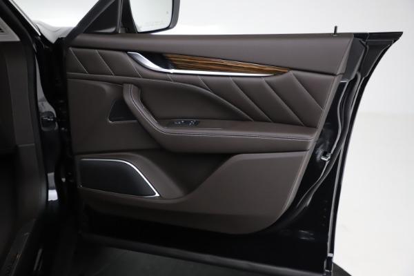 New 2021 Maserati Levante S Q4 GranLusso for sale $100,949 at Maserati of Westport in Westport CT 06880 21