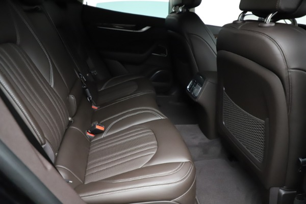 New 2021 Maserati Levante S Q4 GranLusso for sale $100,949 at Maserati of Westport in Westport CT 06880 22