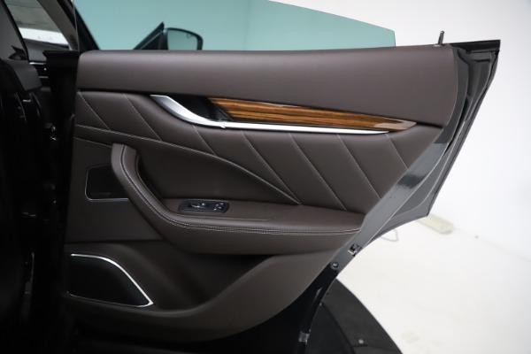 New 2021 Maserati Levante S Q4 GranLusso for sale $100,949 at Maserati of Westport in Westport CT 06880 23