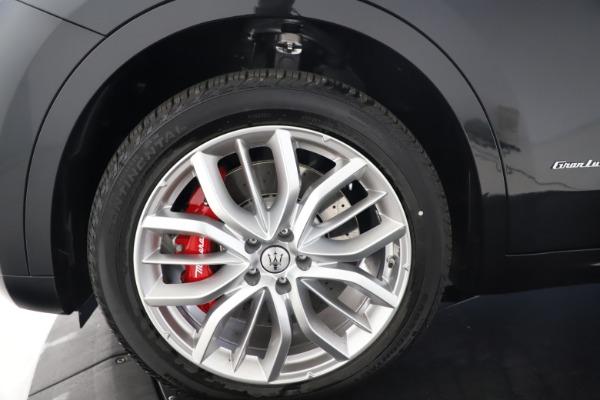 New 2021 Maserati Levante S Q4 GranLusso for sale $100,949 at Maserati of Westport in Westport CT 06880 25