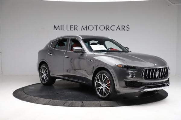 New 2021 Maserati Levante S Q4 GranLusso for sale $105,549 at Maserati of Westport in Westport CT 06880 10