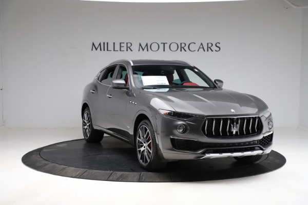 New 2021 Maserati Levante S Q4 GranLusso for sale $105,549 at Maserati of Westport in Westport CT 06880 11