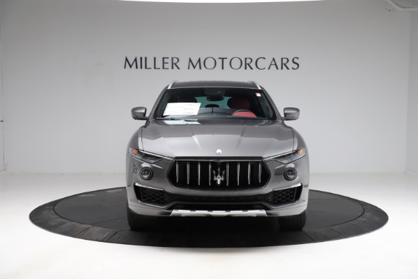 New 2021 Maserati Levante S Q4 GranLusso for sale $105,549 at Maserati of Westport in Westport CT 06880 12