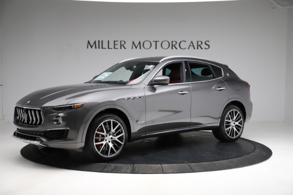 New 2021 Maserati Levante S Q4 GranLusso for sale $105,549 at Maserati of Westport in Westport CT 06880 2