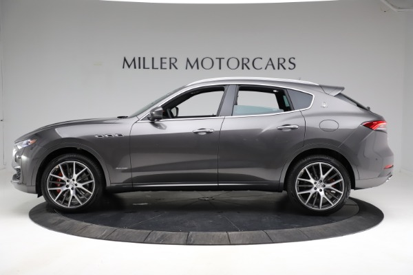 New 2021 Maserati Levante S Q4 GranLusso for sale $105,549 at Maserati of Westport in Westport CT 06880 3