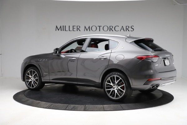 New 2021 Maserati Levante S Q4 GranLusso for sale $105,549 at Maserati of Westport in Westport CT 06880 4