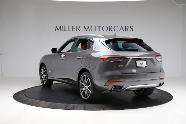 New 2021 Maserati Levante S Q4 GranLusso for sale $105,549 at Maserati of Westport in Westport CT 06880 5